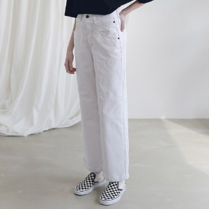 아더로브 ARDOROBE -WIDE CHINO PANTS ALP191004-WT