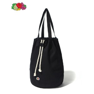 FRUIT OF THE LOOM - CANVAS BUCKETWBAG BLACK