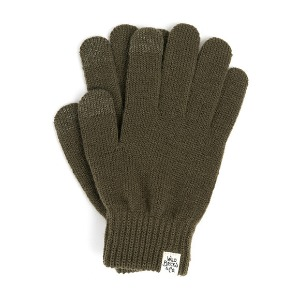 와일드브릭스 WILD BRICKS - AW BASIC TOUCH GLOVES (khaki)