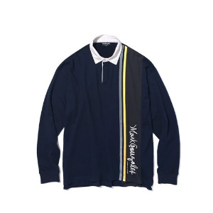 마크 곤잘레스 MARK GONZALES - M/G RUGBY SHIRT NAVY