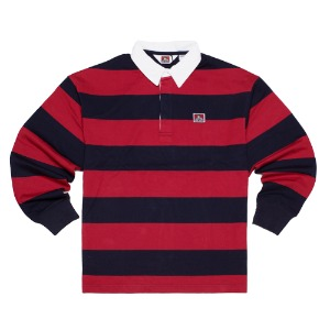 벤데이비스 BENDAVIS - RUGBY SHIRTS RED (9380000)