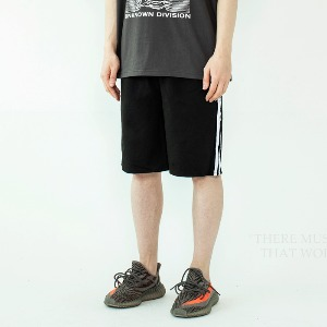 엑스씨엑스메인 XCXMAIN - SHORT PANTS PIPING (CHAMPION COTTON'S)