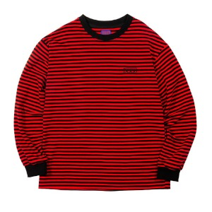 Plotaplot 플롯어플롯 - PAP NO-NAME STRIPE LONG SLEEVE