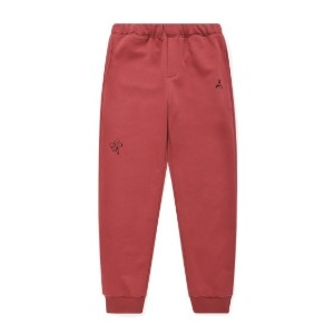 포스333 PHOS333 -  4-Leaf Clover Joggers/Red