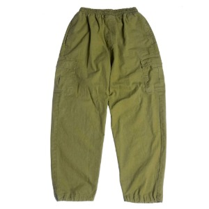 레프트 LEFT -  'THANA 'R/S Cargo Pants [OLIVE]