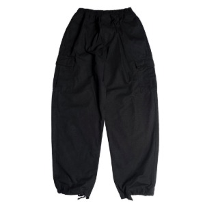 레프트 LEFT -  'THANA 'R/S Cargo Pants [BLACK]