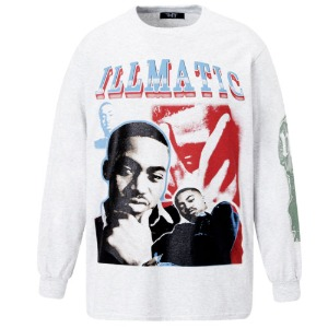 티알피티 TRPT - illmatic LONG SLEEVE t-shirts