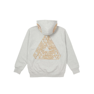 *국내배송* 팔라스 Palace Tri-Archaeology Hood Grey Marl