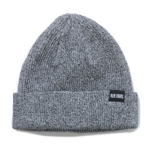 벤데이비스 BENDAVIS - LOW KNIT CAP L-BLACK (BDW-9532)