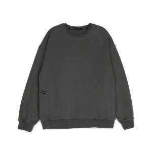 뮤닌스테이션 -  SIDE POCKET MTM [CHARCOAL]