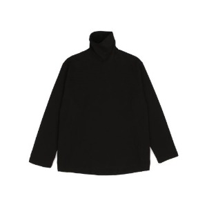 뮤닌스테이션 - HIGHNECK LONG SLEEVE [BLACK]