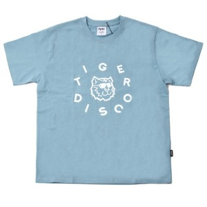 바이닉 - VYNIC TIGER DISCO SUNGLASS TEE [SKY BLUE]